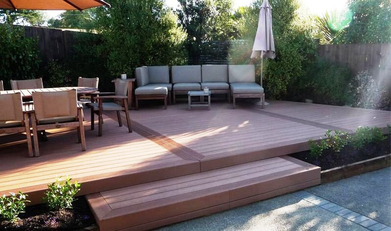 Why choose composite decking